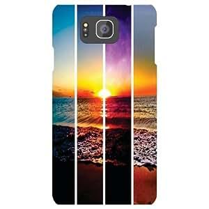 Samsung Galaxy Alpha G850 Back Cover - Trendy Desiner Cases