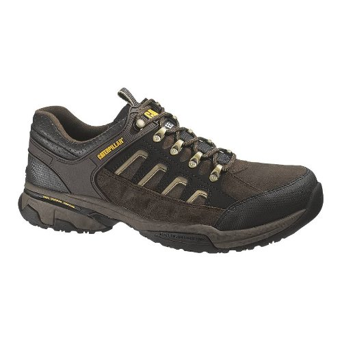 Caterpillar Men's Torsion Waterproof Oxford,Gunsmoke,10.5 M US