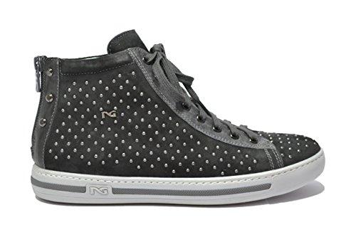 Nero Giardini Sneakers carbone 3442 scarpe donna A513442D 38