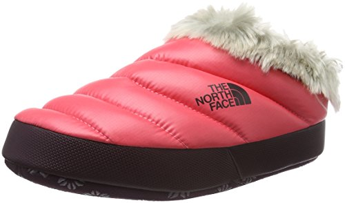The North Face W Nse Tent Mule Faux Fur Ii, Zoccoli Donna, colore multicolore (shdpgrtrd/cldgy nlp), taglia S (38.5 - 40)