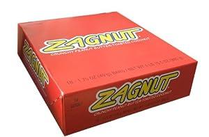 Zagnut Bar, 1.75 oz, 18 count