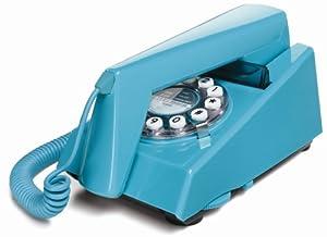 Wild & Wolf Trim Phone - Turquoise