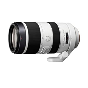 Sony SAL-70400G2 70-400mm F4-5.6 G SSM Super Telephoto Zoom Lens