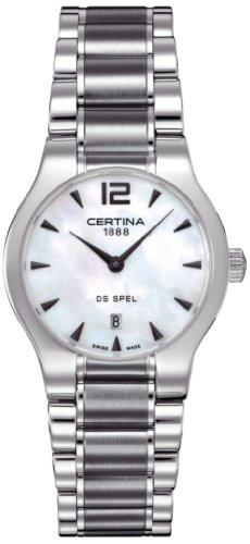 Certina Ladies 'Watch XS Analog Quartz Stainless Steel c012.209.11.117.00