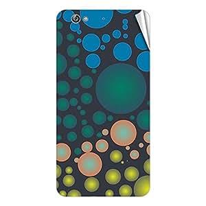 Garmor Designer Mobile Skin Sticker For Gionee GN810 - Mobile Sticker