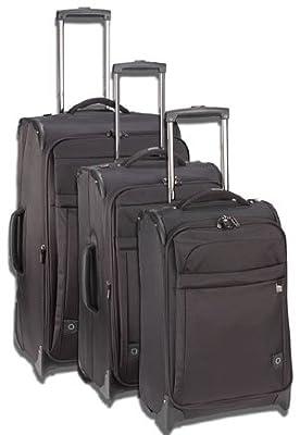 Antler size zero luggage 3 piece set