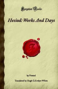 analysis of hesiods works and days