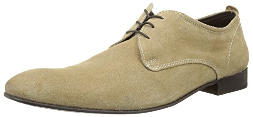 Base London Business Derby, uomo, Beige (Beige (Greasy Beige)), 42