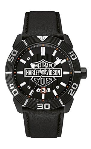 Harley-Davidson Orologio da uomo 78B136