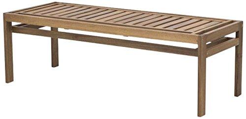 Siena Mybalconia 273819 Modular 3-Sitzer Akazienholz FSC® 100% Geölt Beschläge aus galvanisiertem Stahl