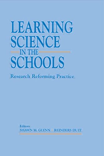 Learning Science in the Schools: Research Reforming Practice