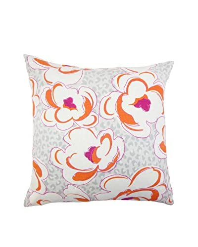 The Pillow Collection 18 Tangerine Pillow, Orange