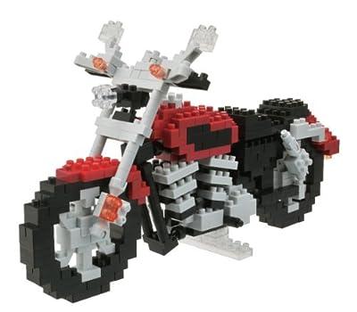 nanoblockリアルホビーシリーズ モーターサイクル NBM-006