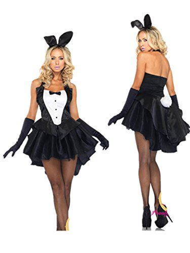ACE Halloween Christmas Club Role-playing Dovetail Bunny Costumes