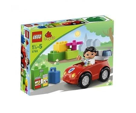 LEGO DUPLO LEGOville - 5793 - Jeu de Construction - La Voiture du Docteur