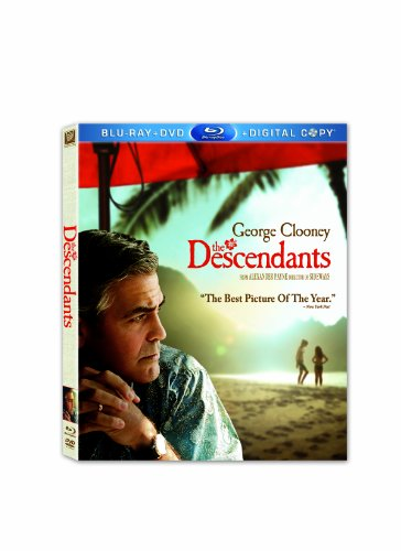 The Descendants (Blu-ray/DVD + Digital Copy)