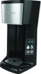 Black and Decker CM620B Programmable Single Serve Coffee Maker, Black by Applica Incorporated/DBA Black and Decker