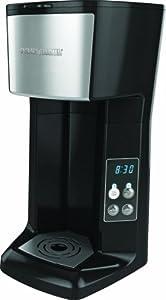 Black & Decker CM620B Programmable Single Serve Coffee Maker, Black