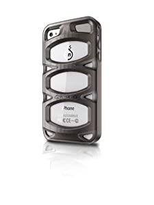 Musubo Double X Case for iPhone 4/4S- Black