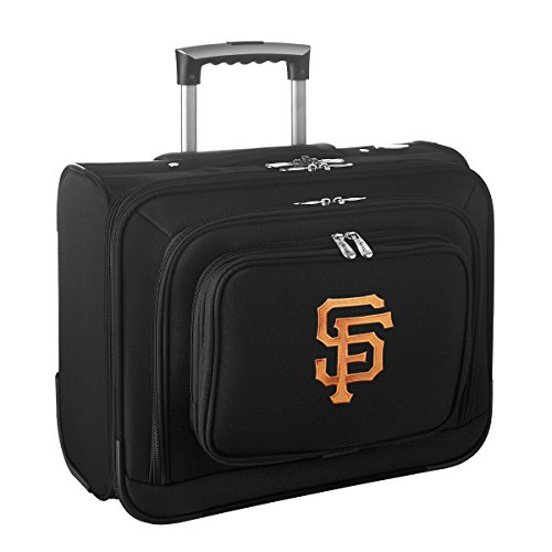 denco-sports-equipaje-mlb-san-francisco-giants-portatil-de-14-overnighter-negro