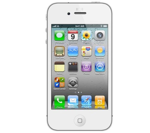 Cheap Apple iPhone 4 16GB (White) - Verizon