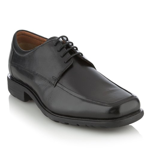 Henley Black 'Brian' Lace Shoes