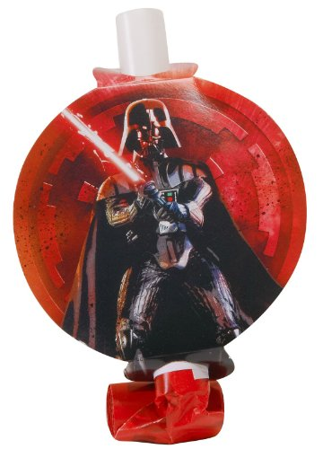 Star Wars 'Generations' Party Blowouts / Favors (8ct)