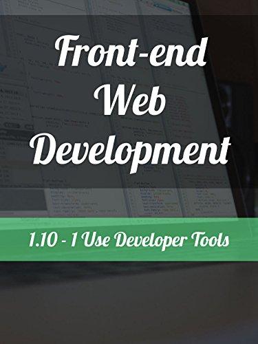 10.1 - 1. Use Developer Tools