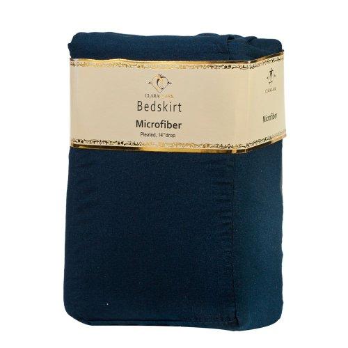 Navy Blue Cotton Blanket