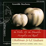 G.F.ジュリアーニ&J.ホフマン:マンドリンのための古典派室内楽曲集