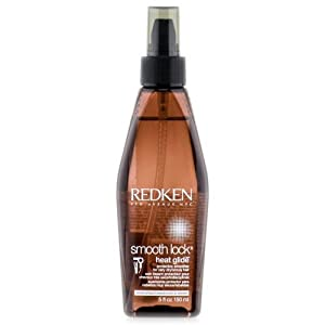 Redken Smooth Lock Heat Glide, 5 Ounce