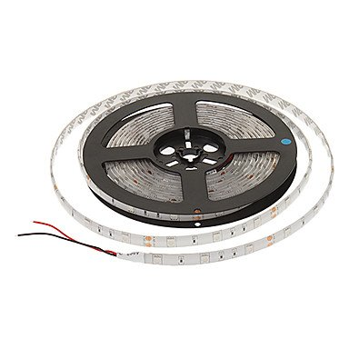 Tywaterproof 5M 30W 30X5050Smd 1500-1800Lm Blue Light Led Strip Light With 12V 3A Adapter