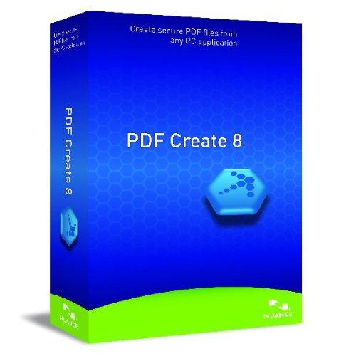 Pdf Create 8.0, English
