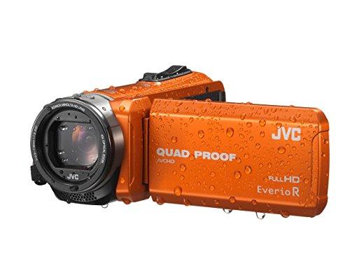 JVC GZ-R415BEU Camescopes Classique 1080 pixels Zoom Optique 40 x 2.5 Mpix