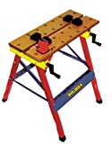 KR Tools 10038 Builder's Pal Fold N' Store Junior Work Bench
