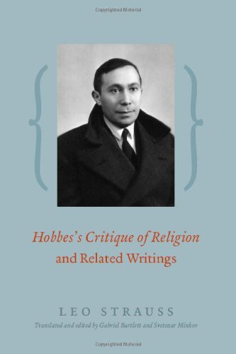 Hobbes's Critique of Religion & Related Writings