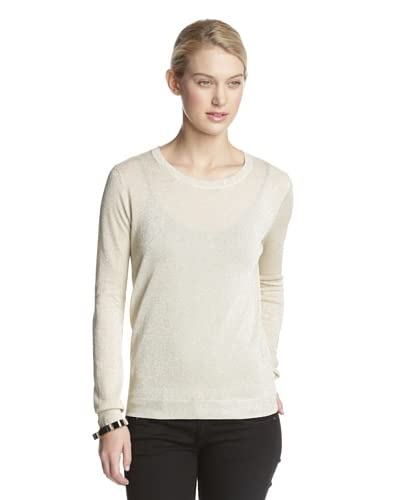 Shae Women's Sparkle Knit Pullover