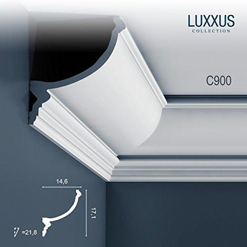 orac decor c900 luxxus klassische profilleiste zierleiste stuck eckleiste decken gesims. Black Bedroom Furniture Sets. Home Design Ideas