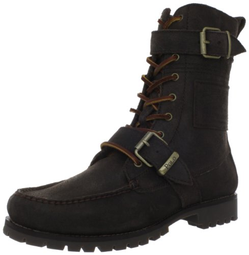 Polo Ralph Lauren Men's Radbourne Lace-Up Boot