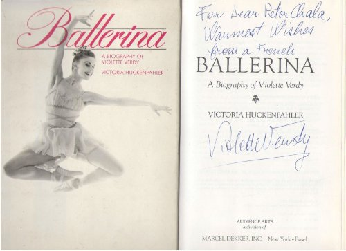 Ballerina: Biography of Violette Verdy