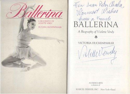 Ballerina: Biography of Violette Verdy