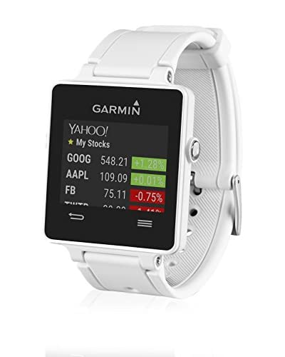 Garmin  Orologio Con Gps Vivoactive, Gps Watch, White, Hrmss, Ww