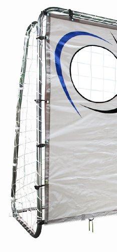 Hudora 76920 porta da calcio con rete per allenamento 213 - Rete porta da calcio ...