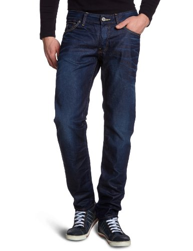 G-star Raw 3301 Low Tapered Men's Jeans Dark Aged W28INxL30IN
