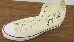 Buy Jerry Lucas Knicks Signed Autographed Converse Sneaker Shoe PSA DNA U37951