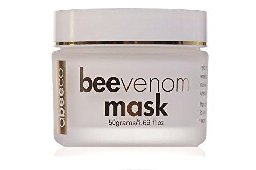 Abeeco Pure New Zealand Bee Venom Maskニュージーランド・ミツバチの毒抽出物入りマスククリーム 並行輸入品