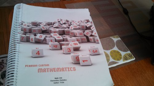 Pearson Custom Mathematics (Math 209: Elementary S