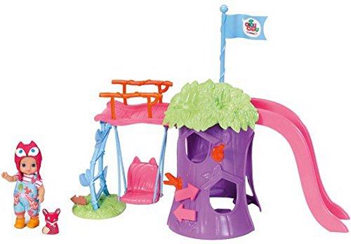 mini CHOU CHOU Spielplatzset mit Susy, 1Stück