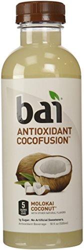 Bai Cocofusions Molokai Coconut, 18