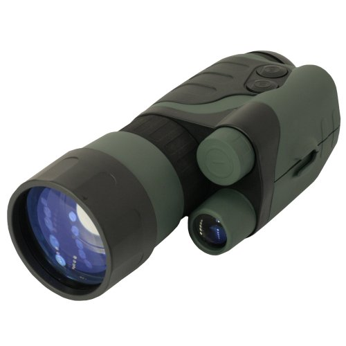 Adeoptics Nwmt 3X50 Mm Night Vision Monocular Scope Nightvision